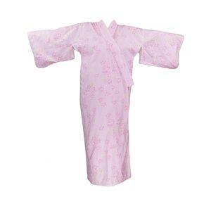 Vintage Pastel Pink Cherry Blossoms Kimono